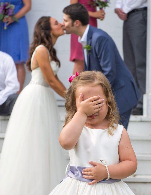 ¿Invitarás niños a tu boda? 1