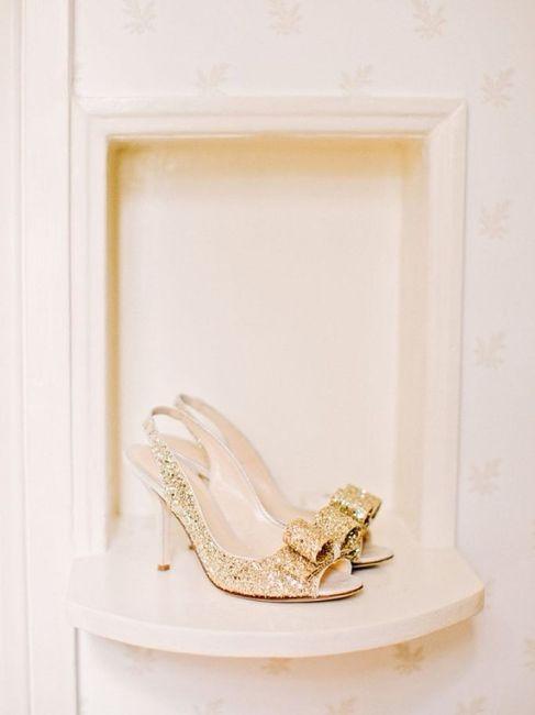 Estos zapatos... ¿cruzan la pasarela? 1