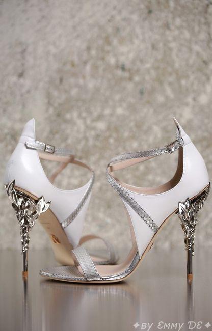Qué zapatos eliges: ¿A o B? 1