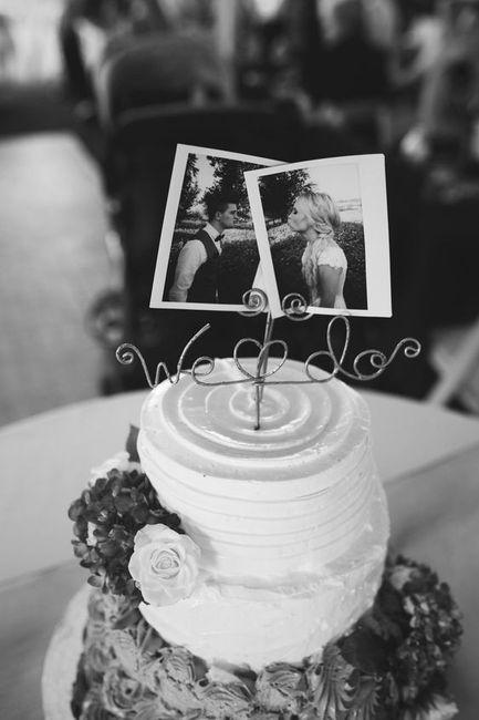 Qué tipo de novia eres según el CAKE TOPPER 4