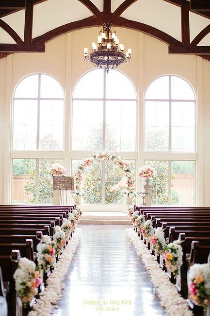 ¿Te casarás por lo civil o por la iglesia? 1