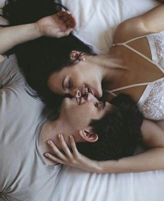 ¿Dormirás con tu pareja el día antes de la boda? 1
