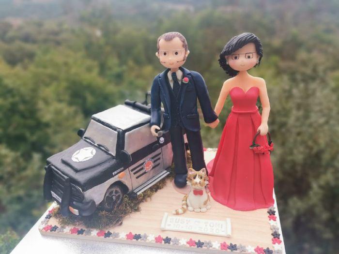 Muñecos de tarta personalizados 1