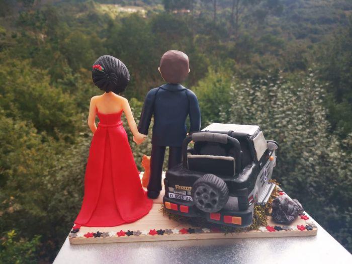 Muñecos de tarta personalizados 2