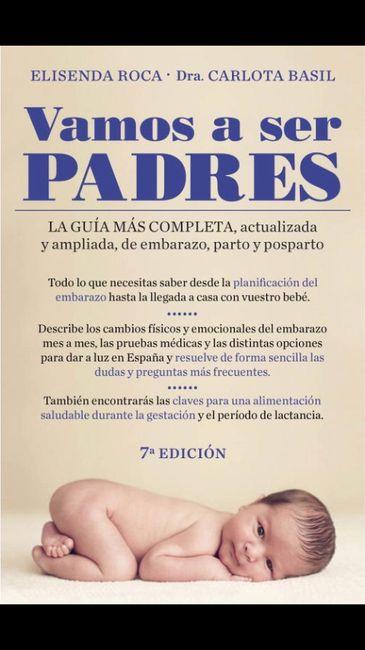 Libros sobre maternidad - 1