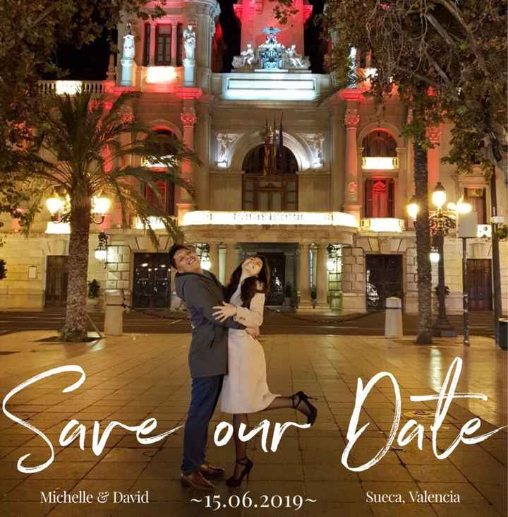 Save the date digital - 1