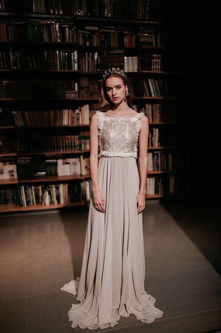 vestidos de juana rique - moda nupcial - foro bodas