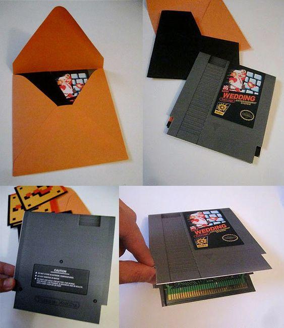 Boda temática de Mario Bros 25