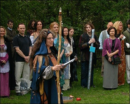 Boda temática vikinga 4