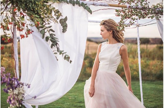 vestidos de ¡oh que luna - moda nupcial - foro bodas