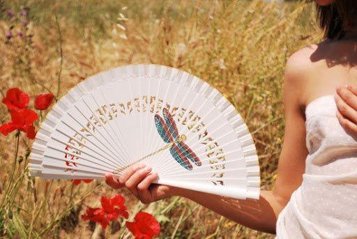 Ideas para sobrellevar bodas con  días calurosos. 45