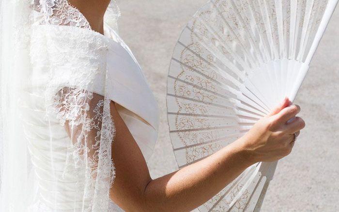Ideas para sobrellevar bodas con  días calurosos. 46
