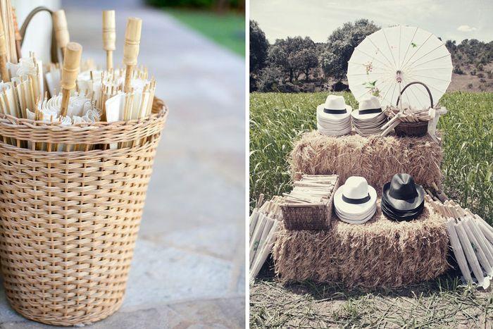 Ideas para sobrellevar bodas con  días calurosos. 58