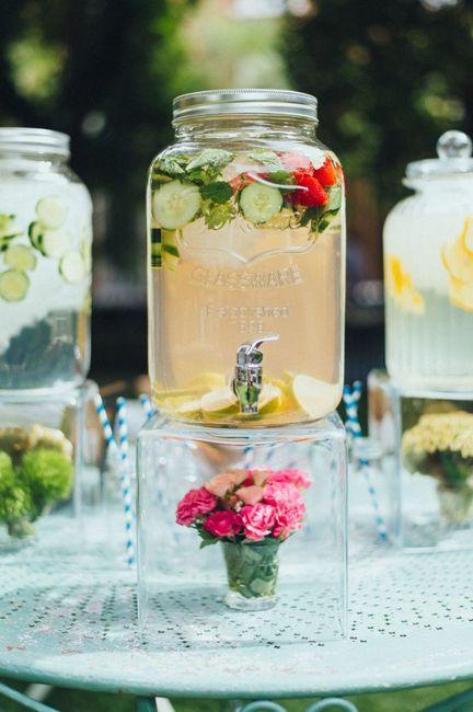 Ideas para sobrellevar bodas con  días calurosos. 63