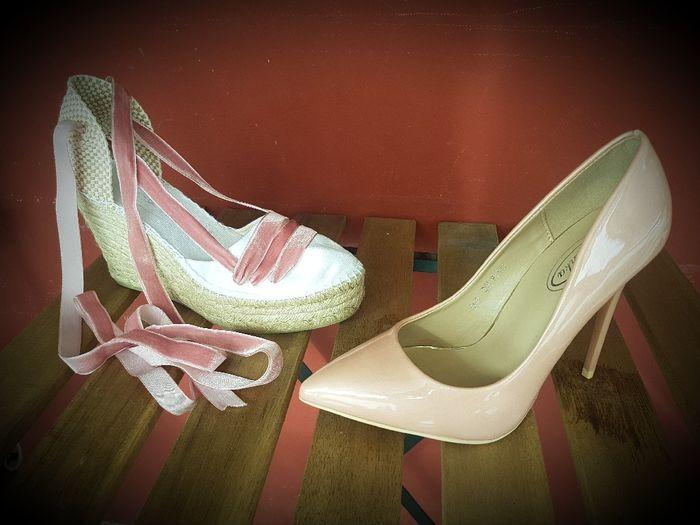 ¡Ya tengo mis zapatos! - 1