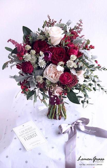 Ramos de flores - 1