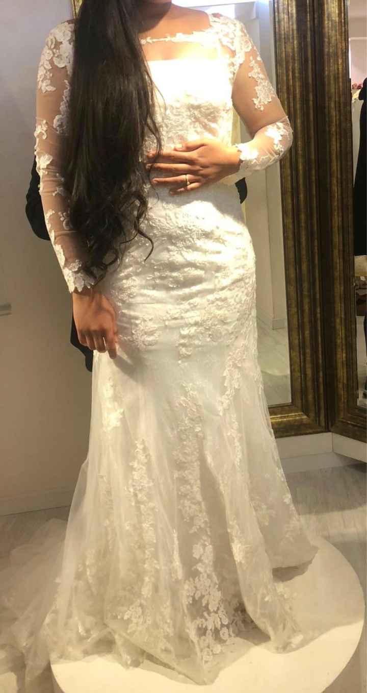 ¿Un vestido o dos? - 1