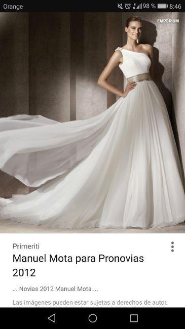 Modista vestidos de novia malaga