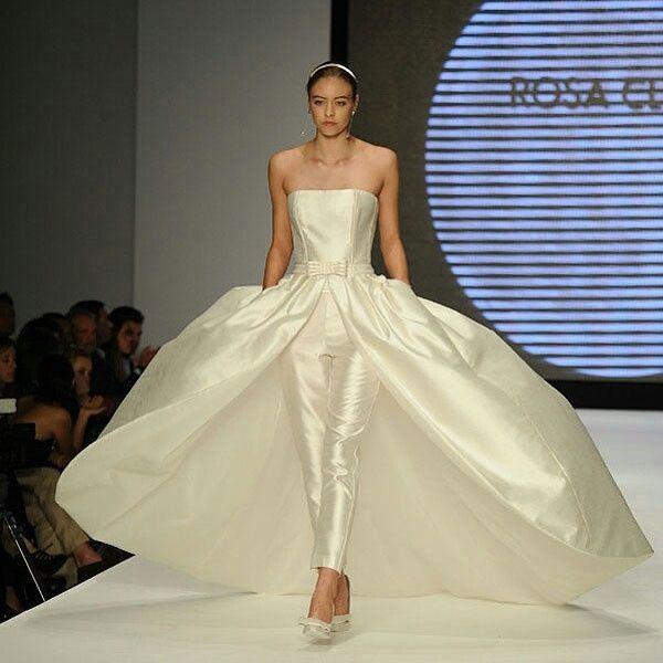 94e9ba2e Trajes de pantalon para novias - Moda nupcial - Foro Bodas.net