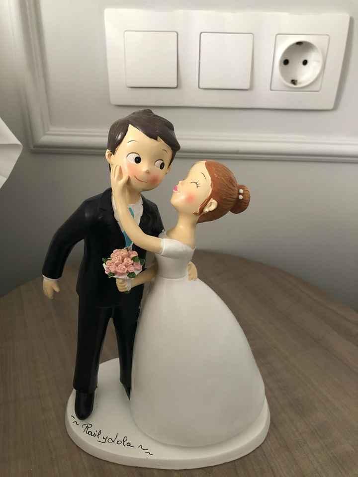 Los muñecos de nuestra tarta!!! - 1