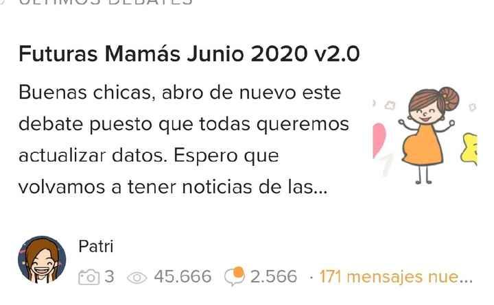 Futuras Mamás Junio 2020 v2.0 - 1