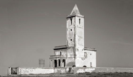 Iglesia de las salinas antigua