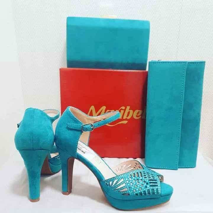 3 colores para tus zapatos. ¡ELIGE 1! - 1
