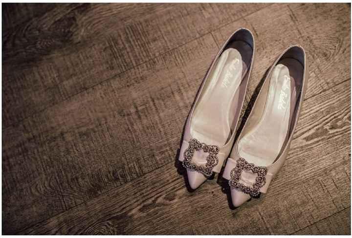 Zapatos planos o con muy poco tacón - 1
