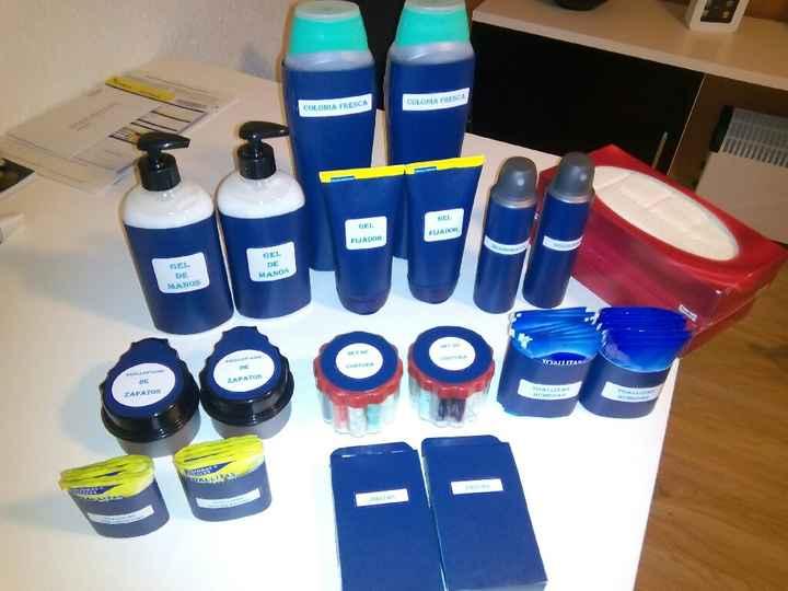 Productos cestas baños - 1