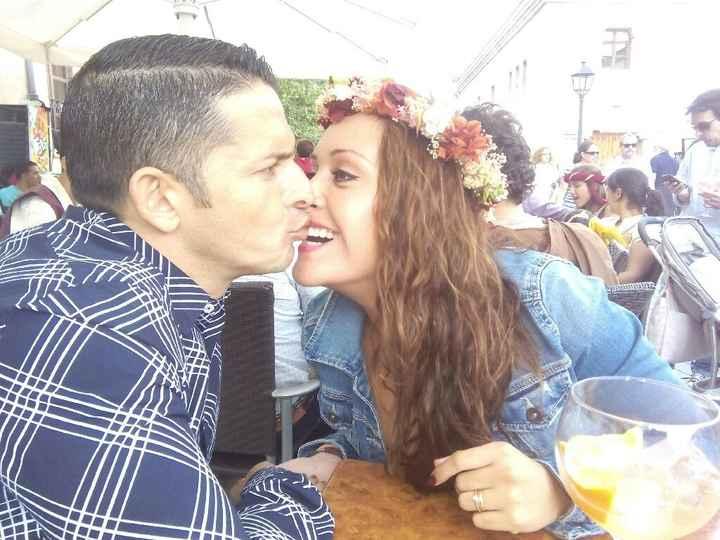 ¡Comparte la foto de tu beso de amor! - 1