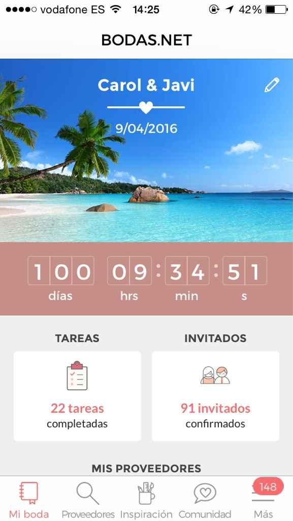 100 días! - 1