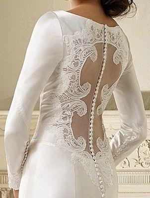 Vestido de boda de crepusculo