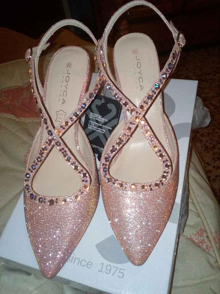 Enamorada de mis zapatos - 1