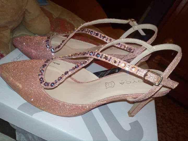 Enamorada de mis zapatos - 2