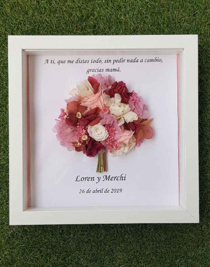 Flores desde el alma, Ramo de novia - 2