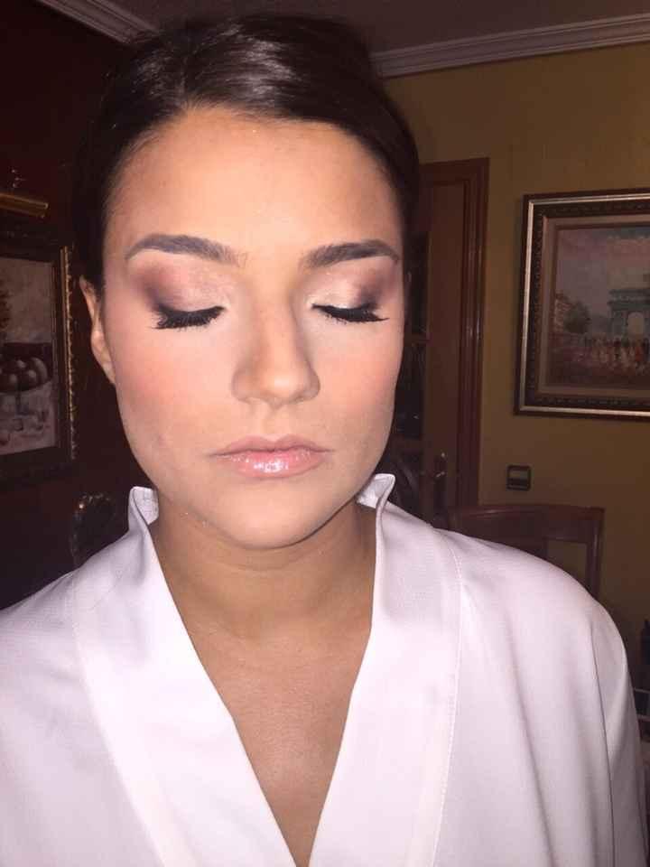 Maquillaje y peluqueria - 2