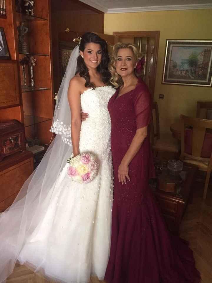 Vestidos de todas las novias! - 1