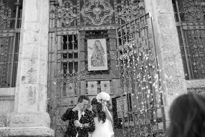 Novios que nos casamos el 25 de Julio de 2015 en Madrid - 2