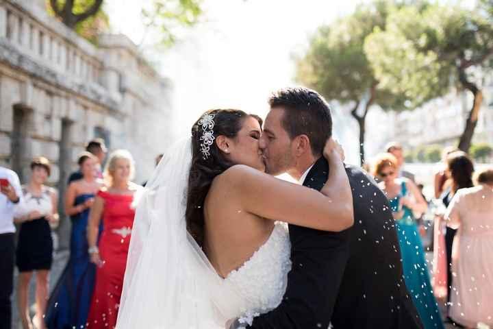 Novios que nos casamos el 25 de Julio de 2015 en Madrid - 3