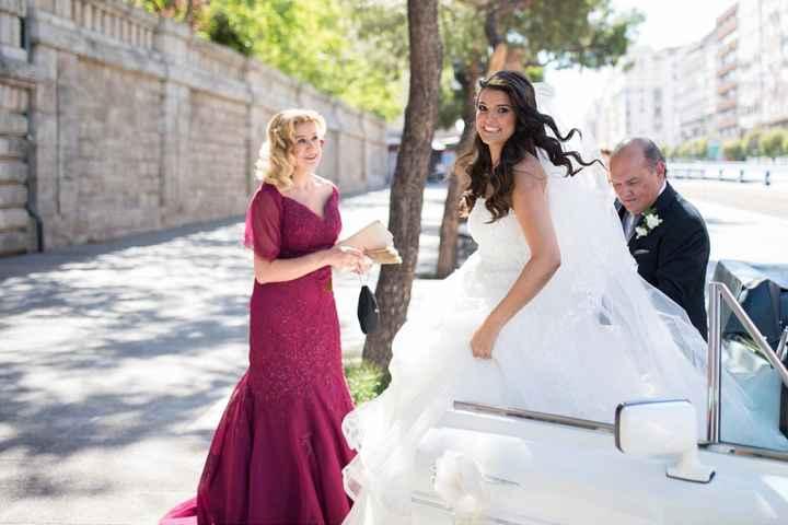 Novios que nos casamos el 25 de Julio de 2015 en Madrid - 7
