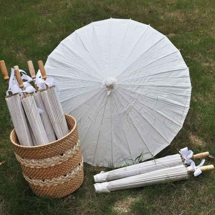 Parasol papel
