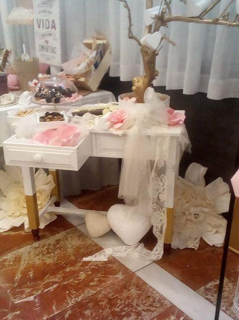 Mi mesa dulce 1