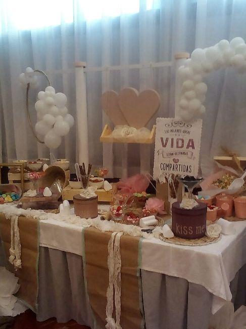 Mi mesa dulce 4