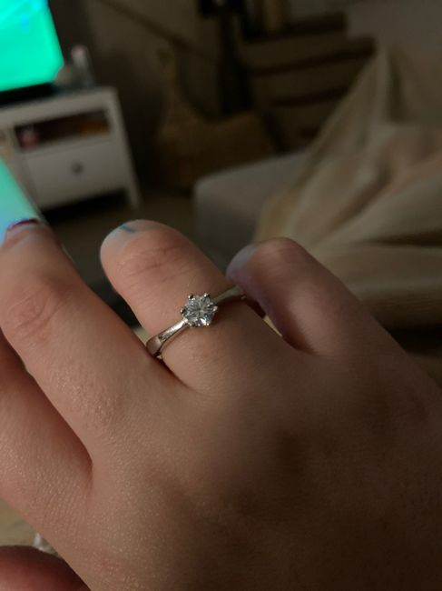 ¿Cómo es tu anillo de compromiso? 💍 - 1