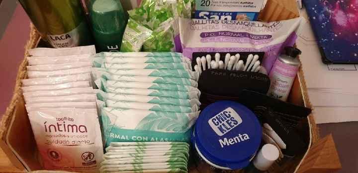 kit para los baños - 1