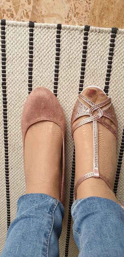 Dilema con los zapatos - 1