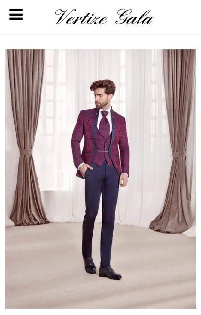 Me gusta este traje 1