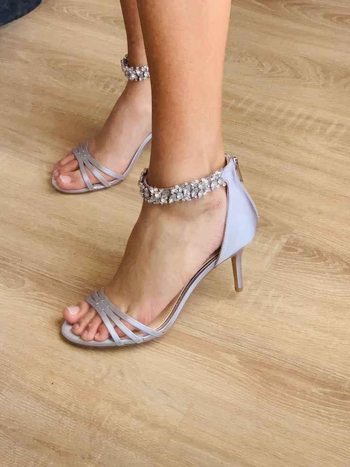 Zapatos Badgley Mischka☑️ - 1