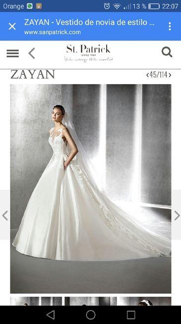 st patrick precios - moda nupcial - foro bodas