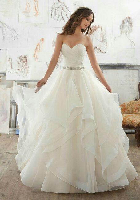 Vestido de novia - 2